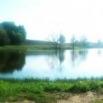 Vaade järvele