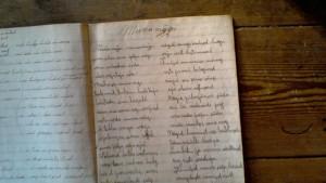 Robert Ungru päevik, Munamägi