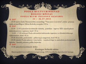 Poola kultuuripäevad