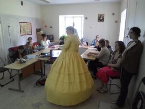 Anna tutvustab Poola riiete ajalugu
