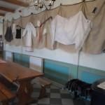 Rõuge rahvariided mõisa kohvikus