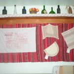 Pitsides vaip mõisa kohvikus