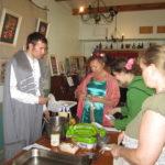 Poolapäraste toitude töötuba Rogosi mõisa kohvikus