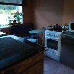 Külaliskorteri köök