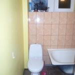 Külaliskorteri WC ja vannituba