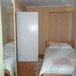 Külaliskorteri magamistuba
