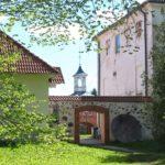Rogosi mõisa pargipoolne värav