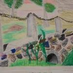 Gaujena laste tööd, Rogosi mõisa pargisild